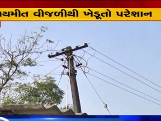 Gujarat: Farmers in Navsari demand electricity during day time
