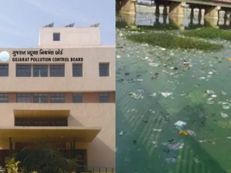Vadodara: CPCB slams notice to GPCB over water pollution in Mahisagar vadodara udhyogo nu dushit pani mahisagar nadi ma thalavva babate central pollution boadrd ni GPCP ne notice