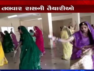 Over 3000 youths of Kshatriya community to attempt world record for Talwar Raas