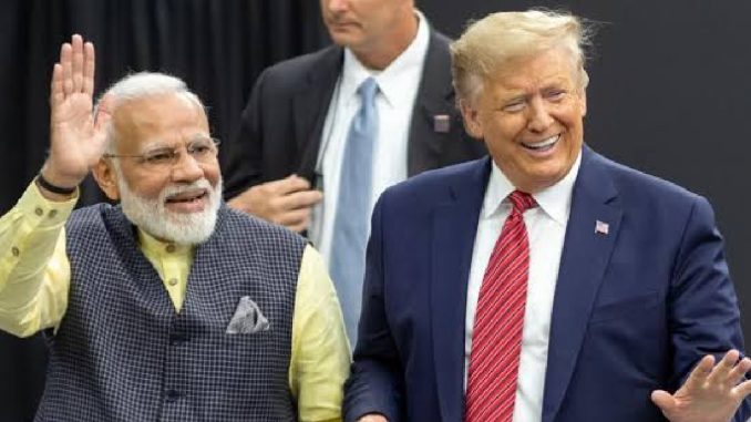 'Howdy, Modi!'-style event in the works for Trump in Ahmedabad