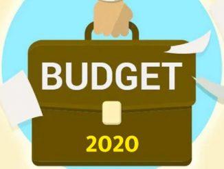 who five people have special responsibility in making budget 2020 budget banava ma aa 5 adhikario ni pase che khas javabdari