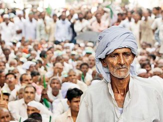 South Gujarat farmers hold meeting, to stage protest against Metro Project, Crop insurance