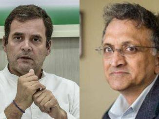 If Malayalis make mistake of electing Rahul again, they're handing over advantage to Modi: Rama Guha desh na janita itihaskar Ramchandra Guha na nishane rahul gandhi kahyu ke yuva bharat parivarvad thi naraj