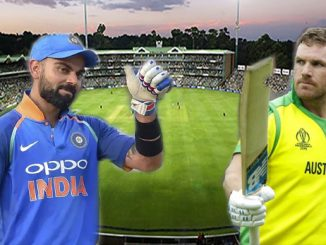IND vs AUS toss jiti ne australia e lidhi batting India ni team mate aa sara News
