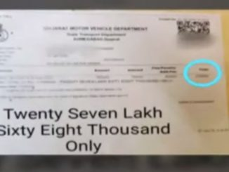 Ahmedabad: Porsche car owner fined with Rs 27.68 lakh