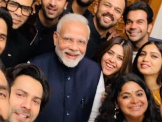 government-intives-bollywood-celebrities-on-dinner-in-mumbai-to-discuss-the-controversial-caa CAA Mudde Bollywood ne discuss karva mate sarkar ae aapyu aamntaran