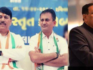 Paresh Dhanani mocks BJP over Ketan Inamdar's resignation, Congress pradesh pramukh amit chavda ae pan