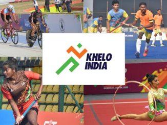 Gujarat wins Gold at @kheloindia U-21 Volleyball.