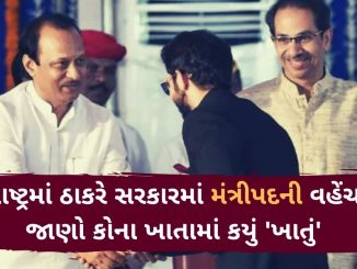 maharashtra-portfolio-allocation-ajit-pawar-finance-anil-deshmukh-home-minister-uddhav-thackeray
