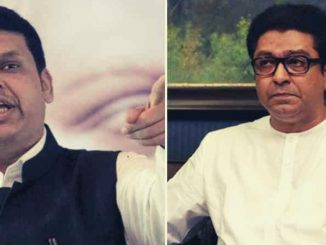 Raj Thackeray meets former Maharashtra Chief Minister Devendra Fadnavis