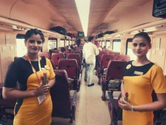 A major change in the Tejas Express within a day after the threat of the Maharashtra Navnirman Sena