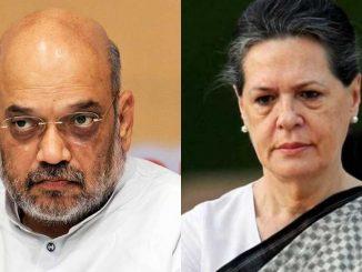 delhi violence mate HM Amit shah javabdar: Sonia Gandhi