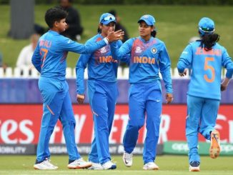 Women's T20 World Cup Indian ni satat 4th jit sri lanka ne 7 wicket thi haravyu