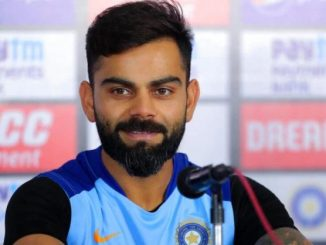 u19 world cup virat kohli wishes for indian team before final against bangladesh U19 World Cup Final kohli e under 19 worldcup mate Indian team ne pathvi subhkamna ane kahyu ke cup gare lai ne aavo