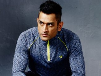 mahendra singh dhoni viral video on social media started working on his retirement plan MS Dhoni e taiyar kari lidho retirement plan? Social media par share karyo video