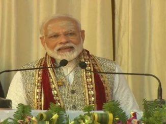 PM Modi to lay foundation of Bundelkhand Expressway, distribute assistive aids in Prayagraj today PM modi aaje UP pravase karyakarm stahl parthi j PM Karse mann ki baat