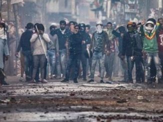 CAA Protests: Death toll in Delhi violence rises to 17 delhi ma aatyar sudhi 17 loko na mot 56 policekarmi sahit 200 loko ijagarst