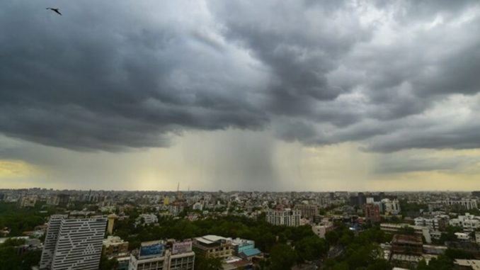 Cloudy weather may invite light rain showers in parts of Gujarat today