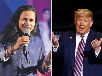 It was a historic moment today says singer Kailash Kher on Namaste Trump event