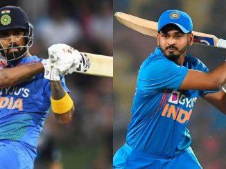 IND vs NZ 1st ODI shereyas ni sadi rahul ni half sadi India no score 347/4