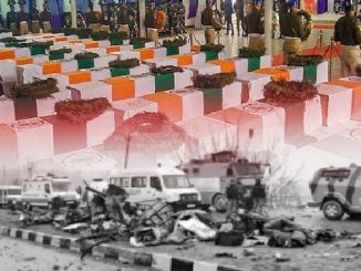 first death anniversary of pulwama martyrs crpf remembered soldiers who were died in terrorist attack desh tamari shahdat ne bhulse nahi pulwama humla ni pratham varsi par PM Modi e sainiko ne sharddhanjai aapi