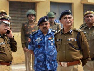 IPS officer SN Shrivastava appointed Delhi Police Commissioner, replaces Amulya Patnaik hinsa ni vache SN shrivastava ne delhi police ni kaman aavtikal thi sambhalse charge