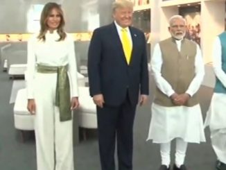 prime-minister-narendra-modi-and-us-president-donald-trump-arrives-at-motera-stadium-gandhi-ashram-ni-mulakat-bad-modi-trump-pohchya-motera-cricket-stadium