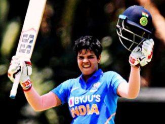 india legendary batsman sachin tendulkar virender sehwag praised women team shefali verma women's T20 World cup 16 years ni sefali varma e cricket digajo na jitya dil sachin sehwage kari prashansha