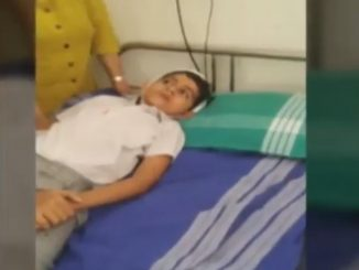 Vadodara 2 school students injured after fan falls on them