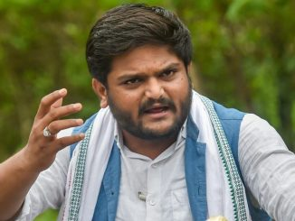 Hardik Patel is underground as his anticipatory bail process is going on Alpesh kathiria