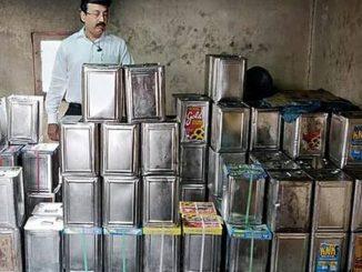 Rajkot Rise in price of groundnut oil rajkot singtelnaa bhavma bhadko