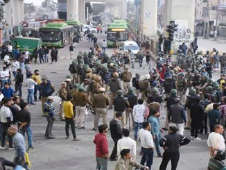 Delhi violence: Police head constable killed in clashes over CAA in Maujpur