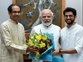 uddhav-thackeray-to-meet-pm-modi Lokkalyan marg CAA NRC NPR