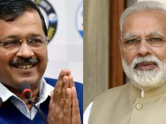 Kejriwal replied to pm modi I look forward to working closely wid Centre to make our capital city into a truly world class city