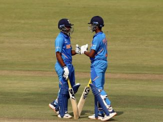 Under 19 World Cup: #India beat #Pakistan by 10 wickets to enter final