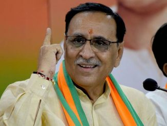 BJP will form govt in Delhi, says Gujarat CM Vijay Rupani