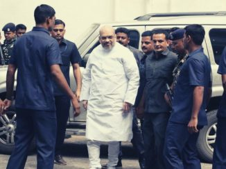 Namaste Trump: Union HM Amit Shah to arrive in Ahmedabad tomorrow
