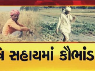 Statewide scam suspected as Surendranagar farmers allege insurance money deposit in wrong accounts