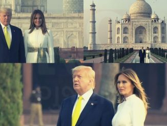 us-president-donald-trump-first-lady-melania-india-visit-live-updates