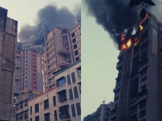 navi-mumbai-multi-story-building-fire-entire-floor-engulfed-no-one-injured