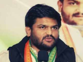Court issued non-bailable warrant against Hardik Patel for holding rally without permission