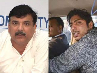 kapil-gurjar-who-shot-in-shaheen-bagh-joined-aap-photos-revealed-with-sanjay-singh
