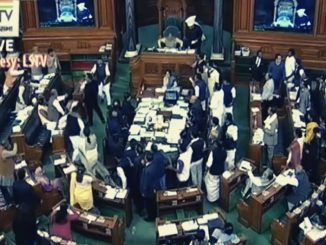Massive uproar in Lok Sabha over Rahul Gandhi's 'danda' remark