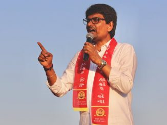 LRD Row BJP leader Alpesh Thakor gives 48 hour ultimatum to state govt to cancel GR