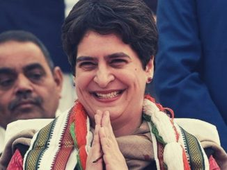 Congress workers want Priyanka Gandhi to contest RajyaSabha polls from Gujarat seat