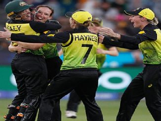 ICC Women's T20WorldCup final at Melbourne: Australia win by 85 runs.
