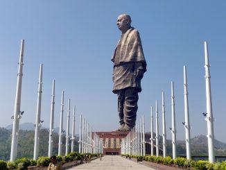 Coronavirus : Statue Of Unity won't remain closed for tourists, Narmada