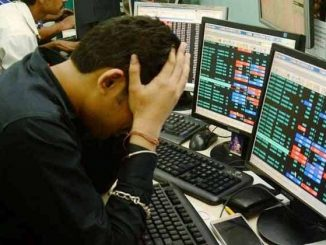 Market Update : Sensex at 37,263.97; down by 1206.64 points Share bazar ma bhare kadako sensex ma 1300 points no ghatado