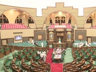 MadhyaPradesh Assembly session adjourned till 26th March, in view of Coronavirus Madhya Pradesh vidhan sabha ni karyavahi 26 march sudhi sthagit aaje nahi thay floor test
