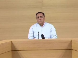 If any policeman dies on duty, his family to get Rs.25L compensation :CM Vijay Rupani corona satark ma police karmachari nu avasan thase to parivar ne 25 lakh ni sahay malse: CM Rupani
